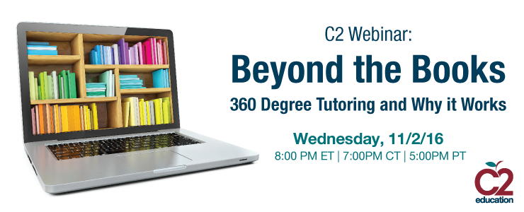 Beyond the Books – 360 Degree Tutoring and Why it Works