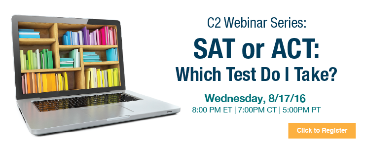 SAT or ACT - Which Test Do I Take?