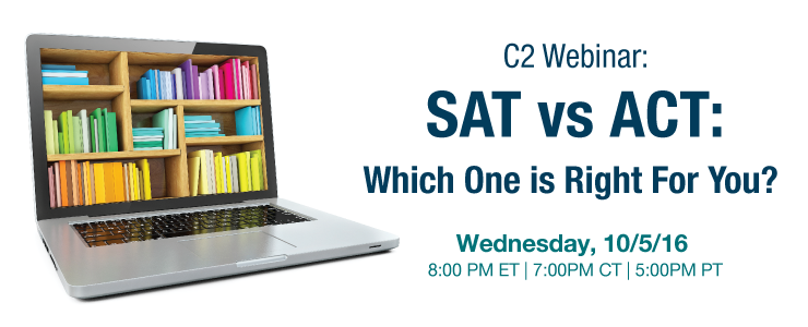 SAT vs ACT - Which One is Right For You?