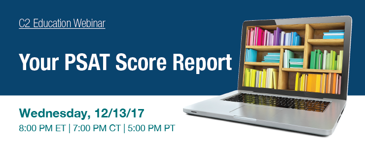 Your PSAT Score Report
